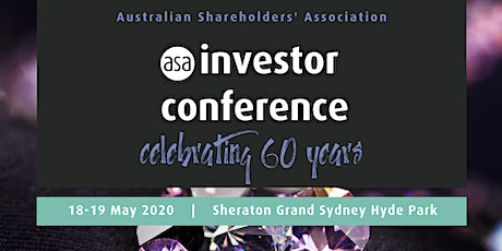 2020 Investor Conference - the ultimate  investment education conference! tickets