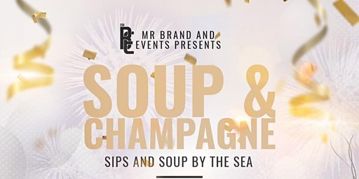 Soup and Champagne