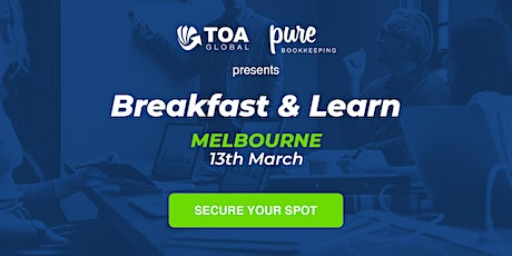 BREAKFAST AND LEARN   MELBOURNE tickets