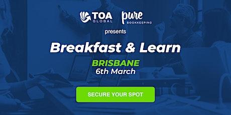 BREAKFAST AND LEARN | BRISBANE tickets