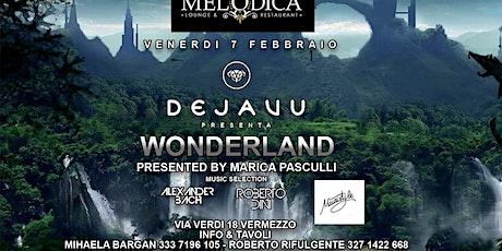 Wonderland tickets