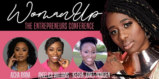 WomanUp! The Entreprenuers Conference