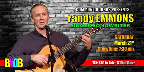 Randy Emmons tickets