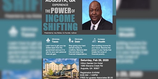 Augusta The Power Of Income Shifting
