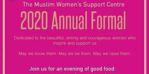 MWSC Annual Formal 2020