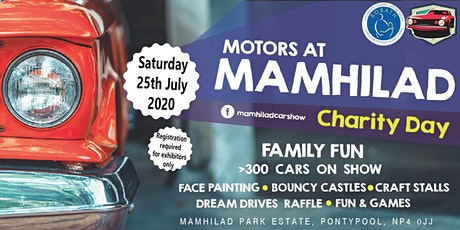 Motors @ Mamhilad 2020 tickets