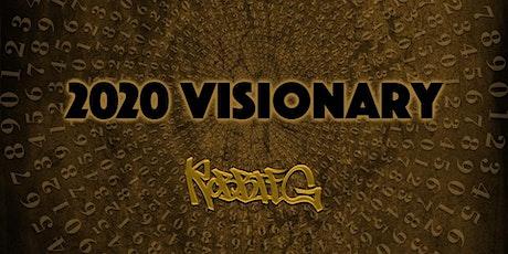Robbie G live in Belleville April 29th at Belle Pub - 2020 Visionary Tour tickets