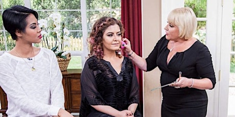 Learn Mature Glam for ages 40 and up from Pro Makeup Artist Melanie Mills tickets