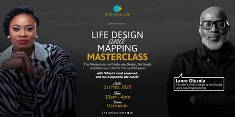 Life Design & Mapping Masterclass with Lanre Olusola tickets