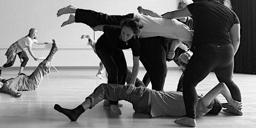 International Inclusive Dance Summer Intensive 2020 with Adam Benjamin