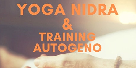Yoga Nidra e Training Autogeno Tickets