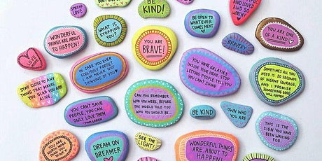 Pebble Art for Wellbeing - A Well Woman Network Event tickets