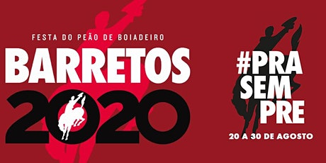 Excursão para Festa do Peão de Barretos 2020 tickets