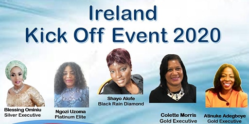 February 29th  2020 Ireland Kick Off Event
