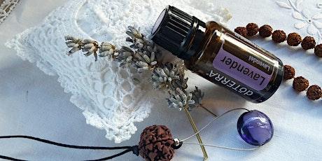 Aromaterapia e Gestione delle Emozioni con gli Oli Essenziali biglietti