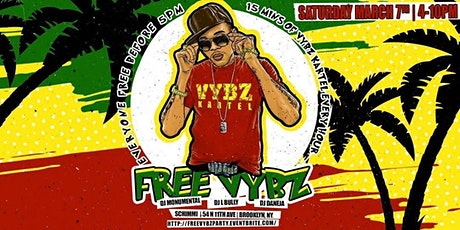FREE VYBZ tickets