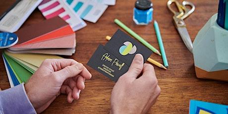 Atelier : Créez d'incroyables designs - flyers, affiches, cartes de visite.... billets