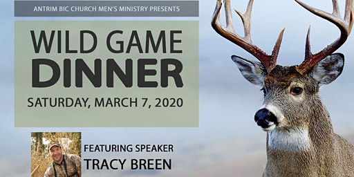 Antrim BIC Church Wild Game Dinner 2020