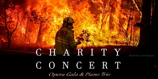NSW FIRE Charity Opera Gala and Piano Trio