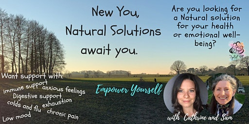 Nottingham - Natural Solutions Well-being Class