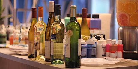 Entkorkte Kunst | Wein- und Malabende Tickets