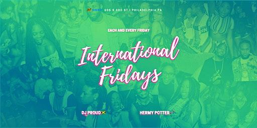 INTERNATIONAL FRIDAYS
