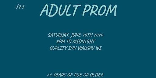 Adult Prom Fundraiser