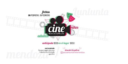 Cine Bajo las Estrellas en Mountain View Mendoza