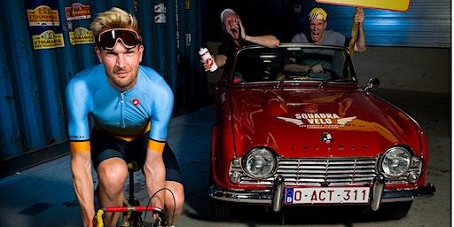 Ruben Van Gucht - Sportman II - Try-out