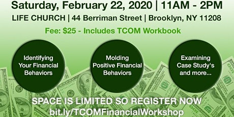 The Culture of Money Financial Workshop tickets