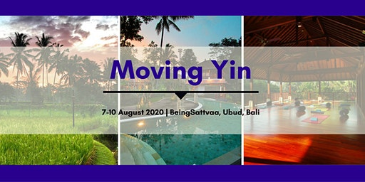 Moving Yin: Retreat to Bali