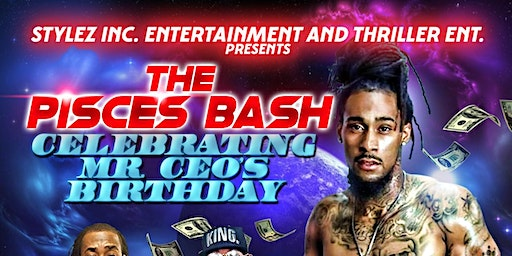 The Pisces Bash: Celebrating the Birthday of Mr. CEO