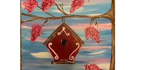 Romer's Bar & Grill - Beautiful Birdhouse - Paint Party  tickets