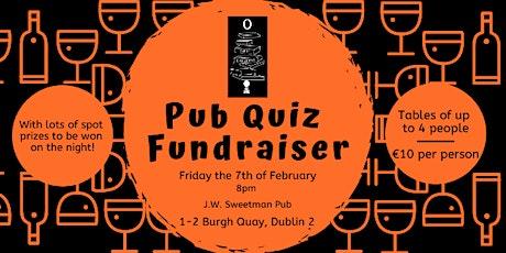 Paper Lanterns Pub Quiz Fundraiser tickets