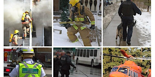 Invisible Wounds Conference for First Responders