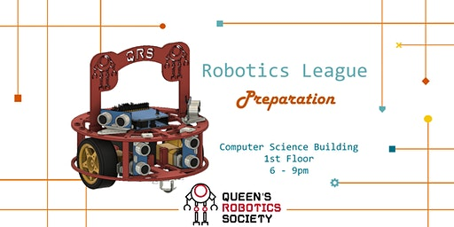 Robotics League Preparation Event - Week 3