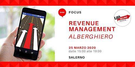 FOCUS: Il Revenue Management alberghiero biglietti
