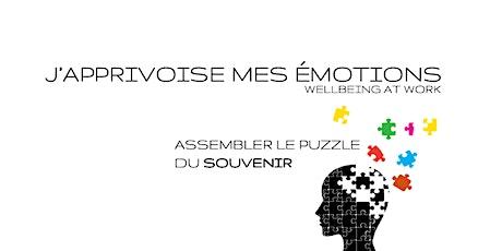 """Conférence """"J'apprivoise mes émotions"""" : 20/02/2020 AM - Bruxelles biglietti"""