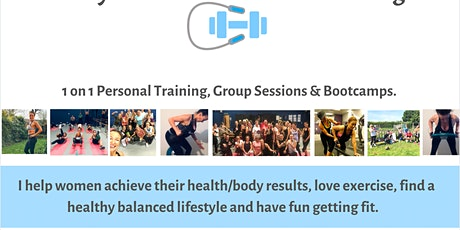 Feel Good Fridays - Carly Hewitt Personal Training tickets