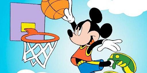 本週只此一場 - Wednesday basketball at 黃竹坑體育館(Session 21)