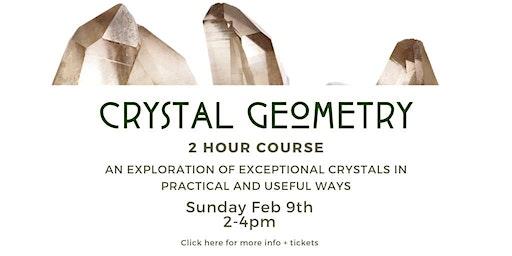 Crystal Geometry Class