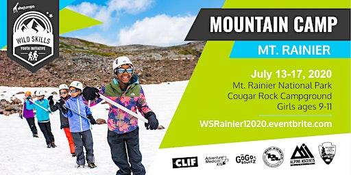 WA Wild Skills Mountain Camp: Rainier 1