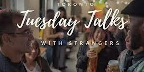 Tuesday Talks with Strangers - Perspectives on Mental Health #13 tickets