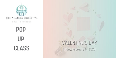 Pop Up Yoga Class: Valentine's Day Edition tickets