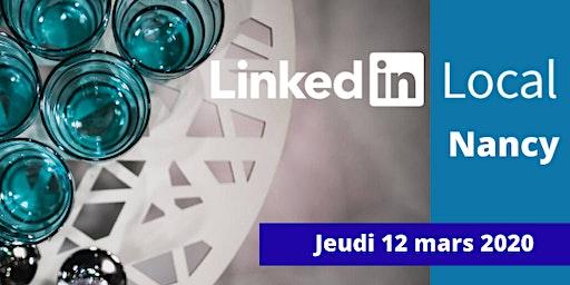 LinkedIn Local Nancy - 2ème édition