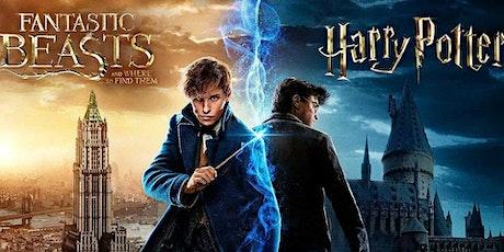 Das 24 Stunden Harry Potter & Phantastische Tierwesen Marathon (DEUTSCH) tickets