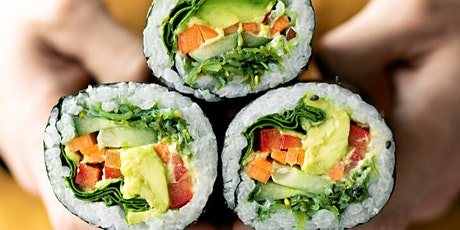 Hand-Rolled Sushi Night with Chef Jared tickets