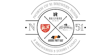 North of 51 Brewery Tours  tickets