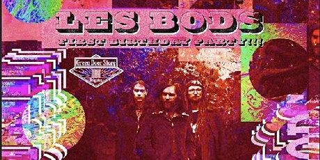 Les Bods 1st Birthday: The Howlers, Wife Swap U.S.A, The Damn Shebang tickets