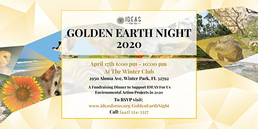 Golden Earth Night 2020